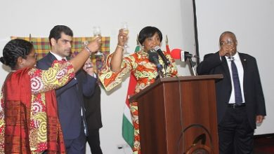 Photo of Suriname establishes 1st African Embassy in Accra