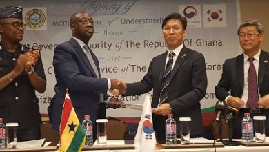 Photo of Ghana, Korea sign MOU to support Ghana customs
