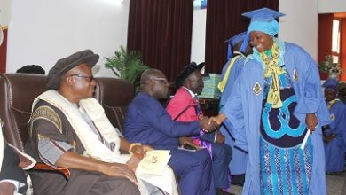 Photo of 149 graduate from ILGS