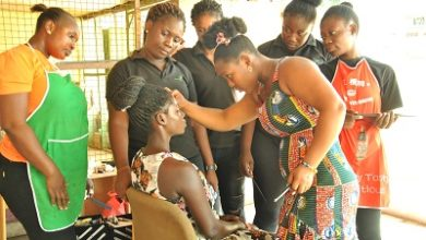 Photo of GH Beauty Artistry making ladies attractive