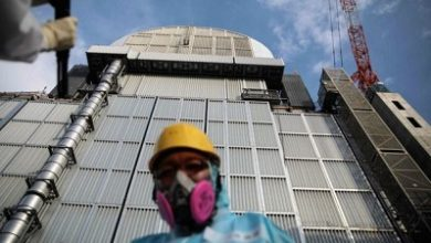 Photo of Japan starts fuel removal from nuclear plant