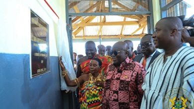 Photo of We'll distribute infrastructure project equitably – President