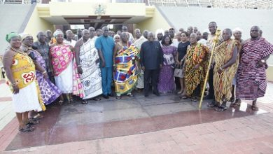 Photo of Tema Traditional Council backs ban on fishing