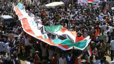 Photo of Sudan protesters call for civilian rule
