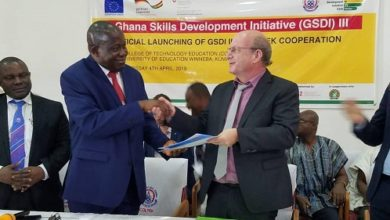 Photo of 2 institutions sign MOU for Competence-Based Training
