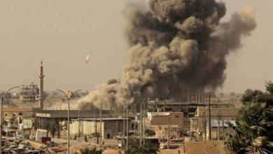 Photo of 'Strikes in Raqqa killed 1,600 civilians'