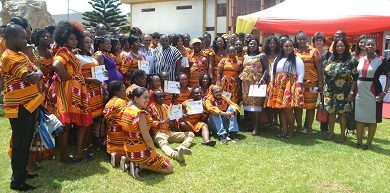 Photo of 95 Papaye workers receive awards