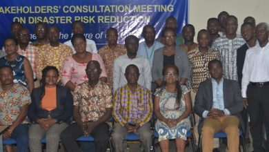 Photo of Consultative meeting on disaster risk reduction ends in Accra