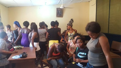 commercial sex workers in accra in South Carolina