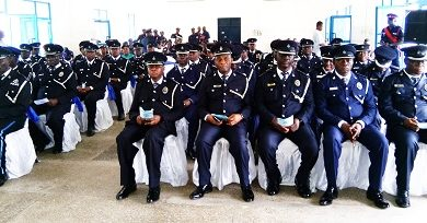 Photo of 55 senior police officers upgrade skills