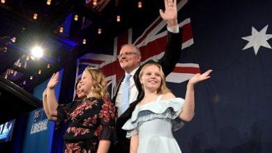 Photo of Australia coalition wins outright majority