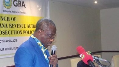Photo of GRA launches prosecution policy document