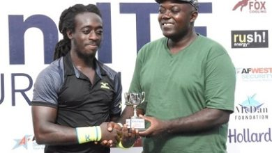 Photo of Show commitment to become world beaters …GTF pres urges tennis players