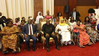 Photo of Govt sets up GH¢4m seed fund for disabled women entrepreneurs