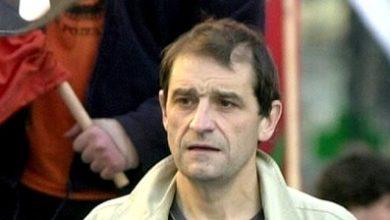 Photo of Leader of Eta Basque rebels arrested in France
