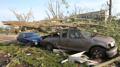 Photo of US tornadoes leave millions without power
