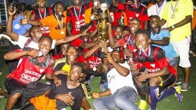 Photo of Agege station win Omy TV football gala