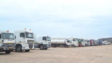 Photo of Parking terminal  for Bulk Road Vehicle inaugurated at Kpone