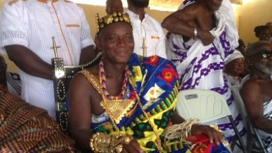 Photo of Kpalime installs Paramount Chief