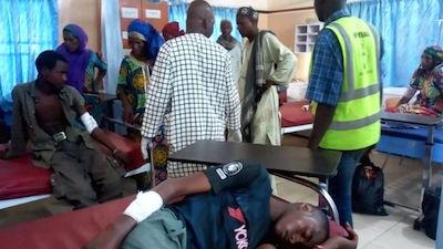 Photo of Suicide blast kills football fans in Nigeria