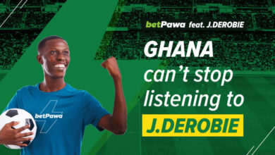Photo of Ghana can't stop listening to J.Derobie