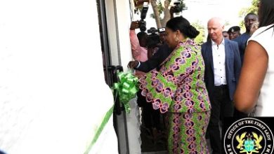 Photo of First Lady inaugurates Nature's Cure Centre