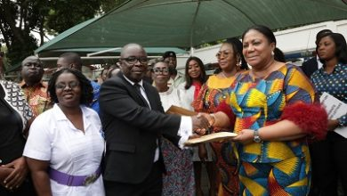 Photo of Rebecca Foundation donates ambulance to needy health institutions