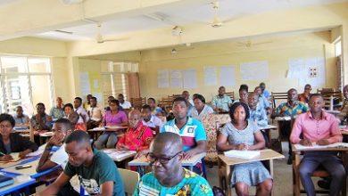 Photo of 390 teachers undergo training in new standard-based curriculum