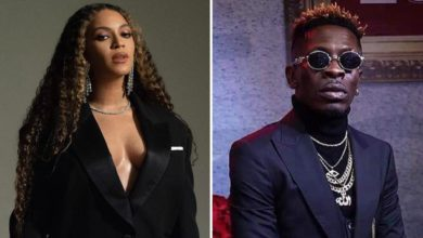 Photo of Shatta wale features on Beyonce's latest album