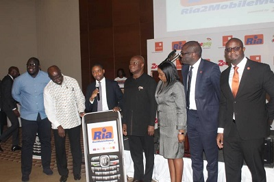 Gtbank Launches Ria Money Transfer