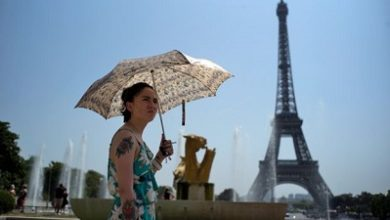 Photo of 2nd Europe heatwave breaks more records