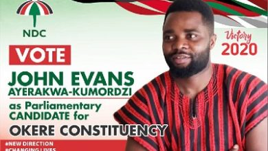 Photo of Another police officer resigns to contest NDC parliamentary primary