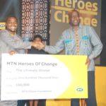 Charles Ofori Antipem wins MTN Heroes of Change Season 5
