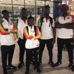 Black Cranes, Loopers arrive in Rabat