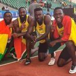 IAAF confirms Ghana's male quartet for world champs …Eke, Anokye out through injury