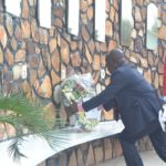 GAF holds wreath laying ceremony for fallen heroes