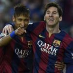 Messi longs for Neymar to return to Barca