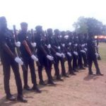 ?227 police recruits pass out at Ho