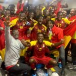 Black Meteors pip Algeria to book Africa U-23 champs ticket