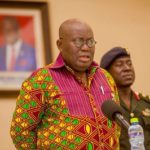 Be humble, apologise when you go wrong—Pres to media