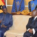 President receives 5 envoys