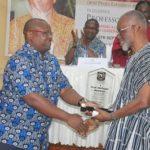 Akilagpa Sawyerr marks 80th birthday