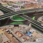 Construction of $135m 3-tier Obetsebi Lamptey interchange: Pres cuts sod for work to begin
