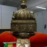 ?Ethiopian 18th Century crown to return home