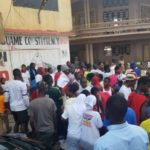 NDC members storm Suame office over Boahen's disqualification