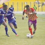 Gt. Oly hold Hearts ?…in Homowo Cup first leg