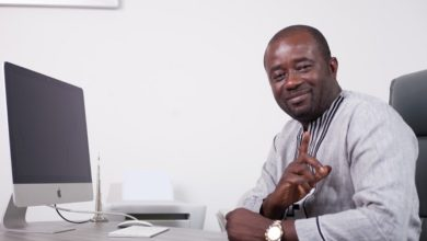 Photo of Kurt ES Okraku elected as Ghana FA President