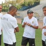 Libya coach resigns,technical staff sacked