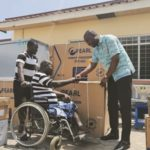Ablekuma West Assembly empowers 55 PwDs