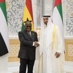 Ghana, UAE sign MoU, Co-operative Agreements